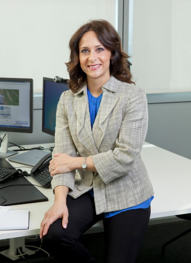 Lisa Huse, nueva directora general de Roche Diabetes Care